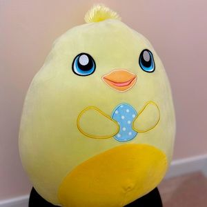 """Gerard Squishmallow. BNWT. 16"""" tall. Easter gift."""